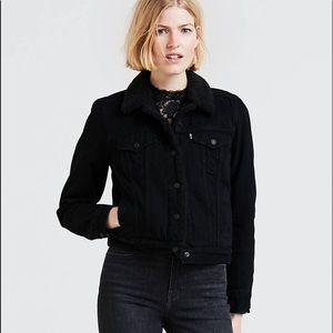 Original sherpa trucker premium jacket(brand new)